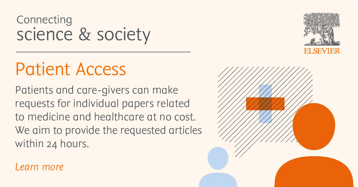 Elsevier Science Society Patient Access