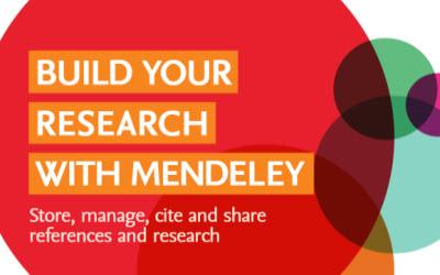 Poster Build your research - Mendeley   Elsevier