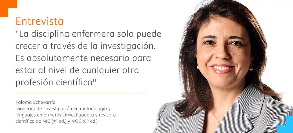 Paloma Echevarría: