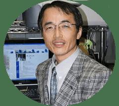 Prof. Hironao Sajiki portrait image