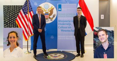 Supporting PhD researchers with Fulbright scholarships for US study