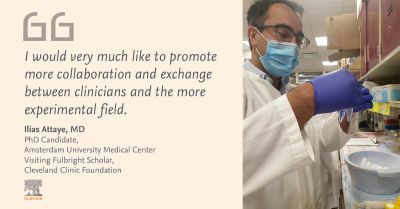 Why we need more collaboration between researchers and clinicians