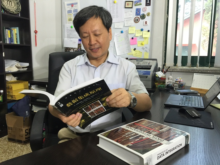 """Meng Xiaofeng: """"… it will greatly benefit China's researchers to access Elsevier's quality content in a bilingual format."""""""