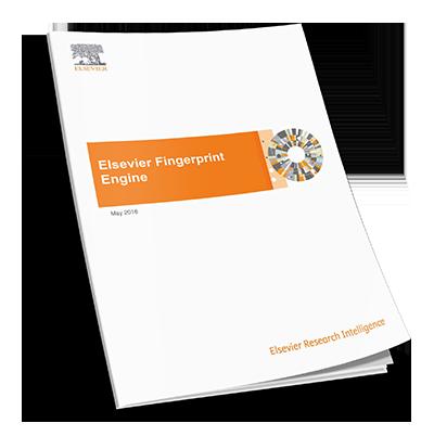 Elsevier Fingerprint Engine WhitePaper May 2016 thumbnail