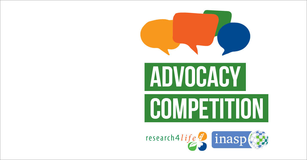 New competition encourages advocacy for better research in developing countries