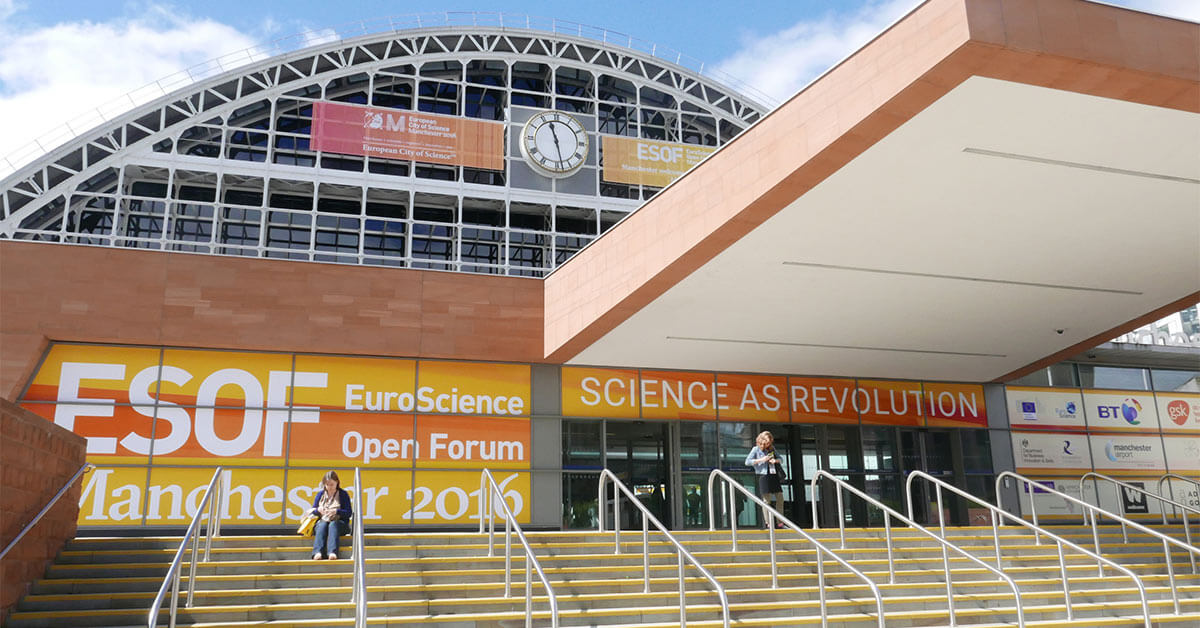 The future of science lies in collaboration – and other findings from ESOF 2016