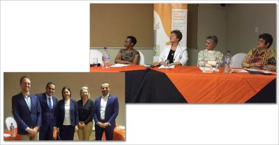 Librarians connect in South Africa to support research goals