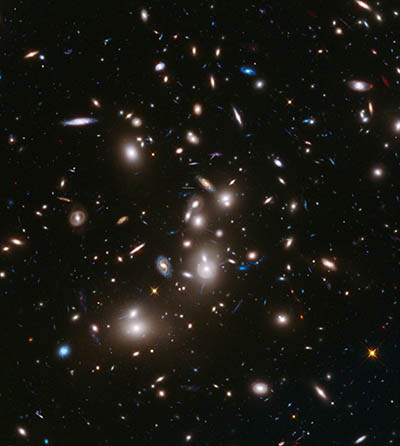 Galaxy Zoo asks volunteers to classify the shape of galaxies (Credit: NASA/ESA/STScI)