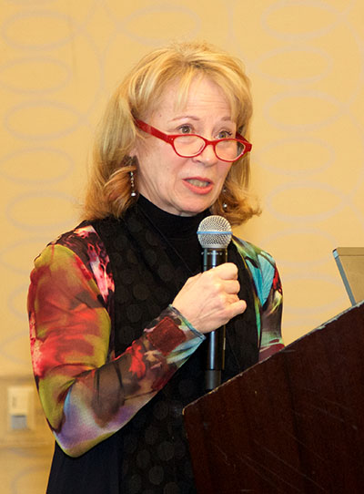 Prof. Geraldine Richmond, PhD