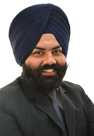 Amandeep Singh Oberoi, PhD