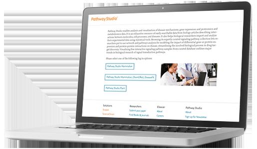 Contact Sales - Pathway Studio | Elsevier