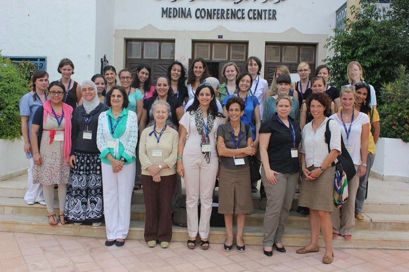 <strong>Get Ahead with Optics students and faculty.</strong> In September, the University of Carthage School of Communication Engineering in Tunisia and Philipps-University Marburg in Germany hosted their