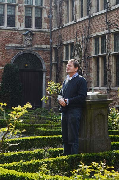 Paul Hoftijzer, PhD, book historian at Leiden University and advisor to the Elsevier Heritage Collection.