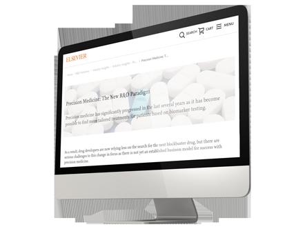 정밀 의학: 새로운 R&D 패러다임 - R&D Solutions