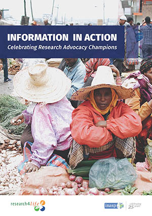 Download the <em>Information in Action</em> booklet.