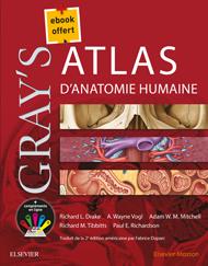 Connaissez-vous les trois ouvrages d'anatomie Gray?
