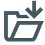folder in icon