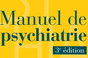 Le Pr Guelfi présente la 3e édition du Manuel de psychiatrie