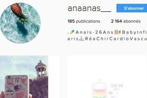 Anaïs nous parle de son compte Instagram et de ses 2 passions
