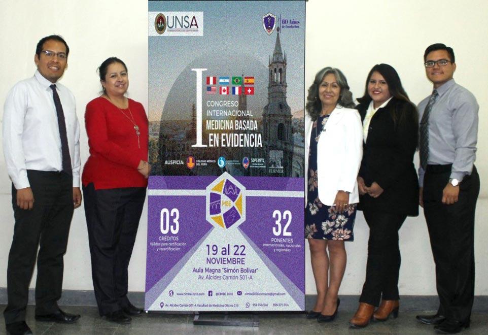 I Congreso Internacional de Medicina Basada en Evidencia