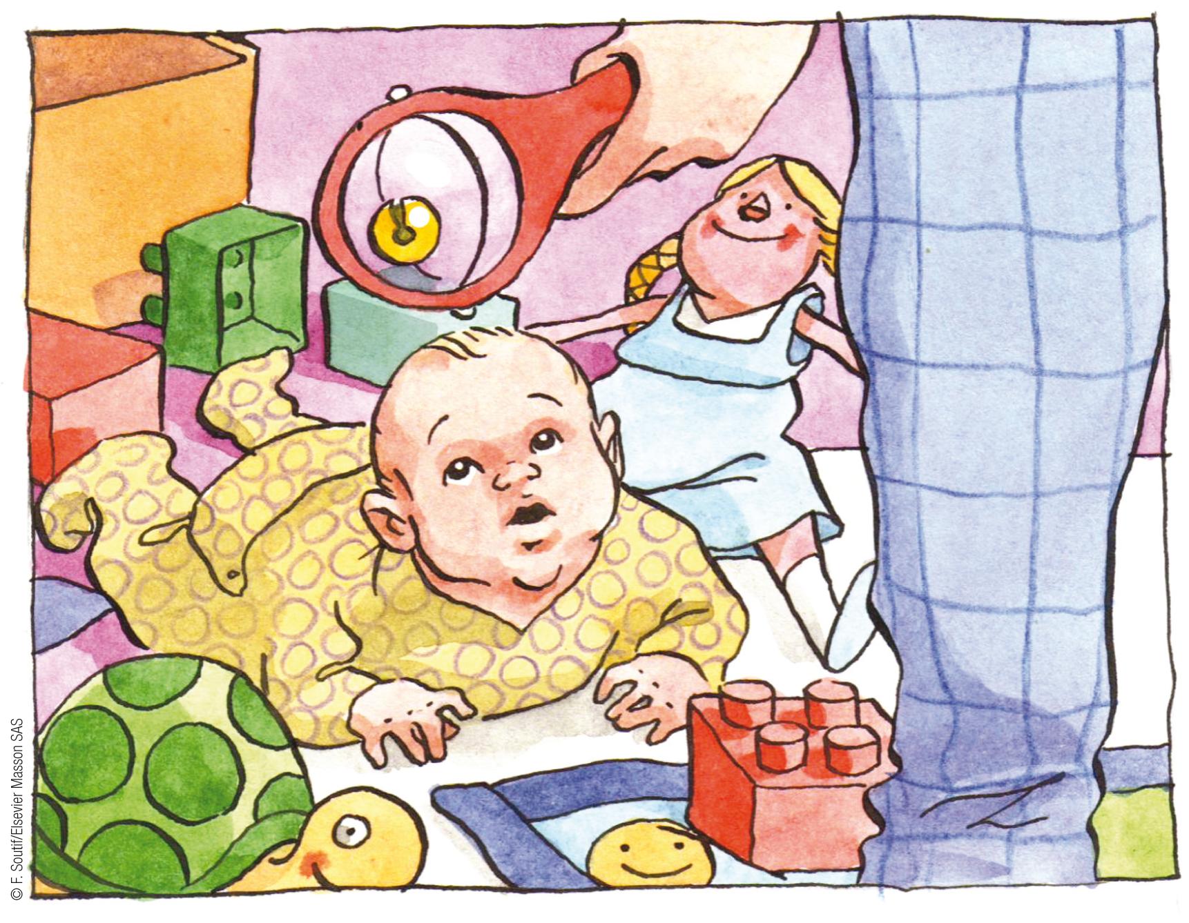 Métiers de la petite enfance