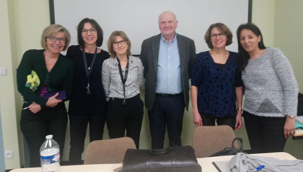 équipe pédagogique IFSI Kremlin Bicêtre