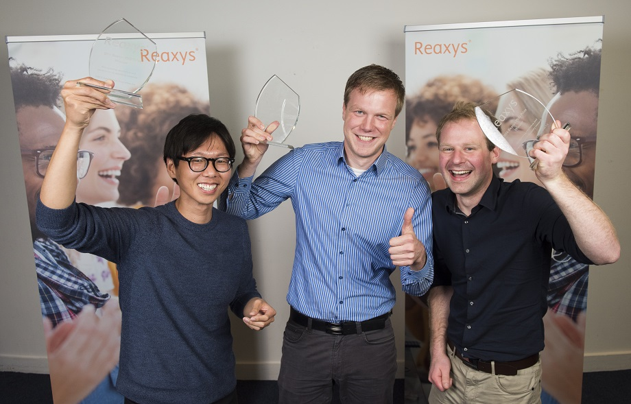 PhD Prize Symposium winners - Reaxys 2016 | Elsevier