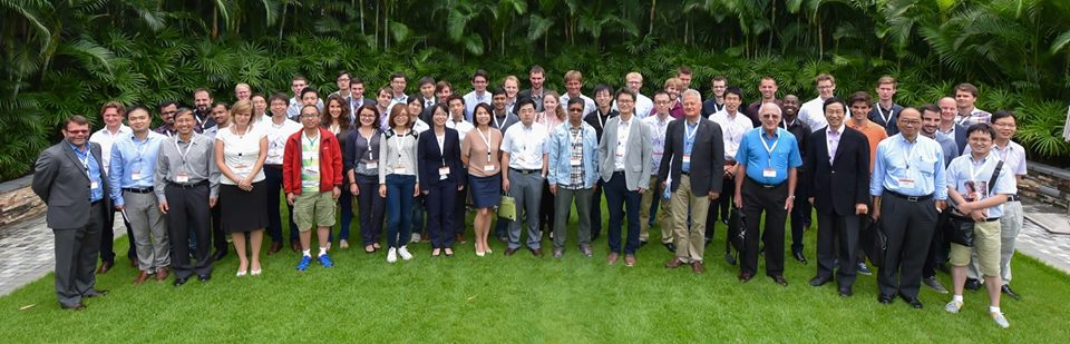 PhD Prize Symposium group - Reaxys 2015 | Elsevier