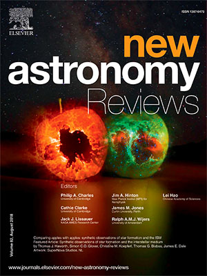 New Astronomy Reviews virtual special issue