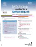 Médecine des maladies métaboliques