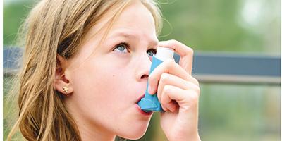 L'asthme, une affection chronique des voies respiratoires