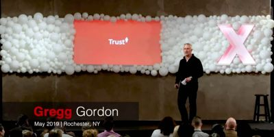 Can you quantify trust in a world of technology? Watch Gregg Gordon's TEDx talk