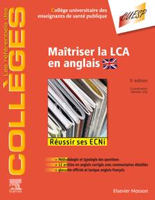 referentiel des collèges LCA en anglais