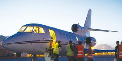 Transports extrahospitaliers : sociétés d'assistance