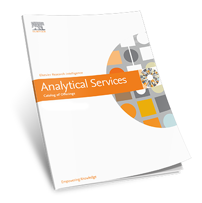 Analytical Services Catalogue of Offerings