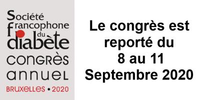 Congrès de la Société francophone du diabète 2020