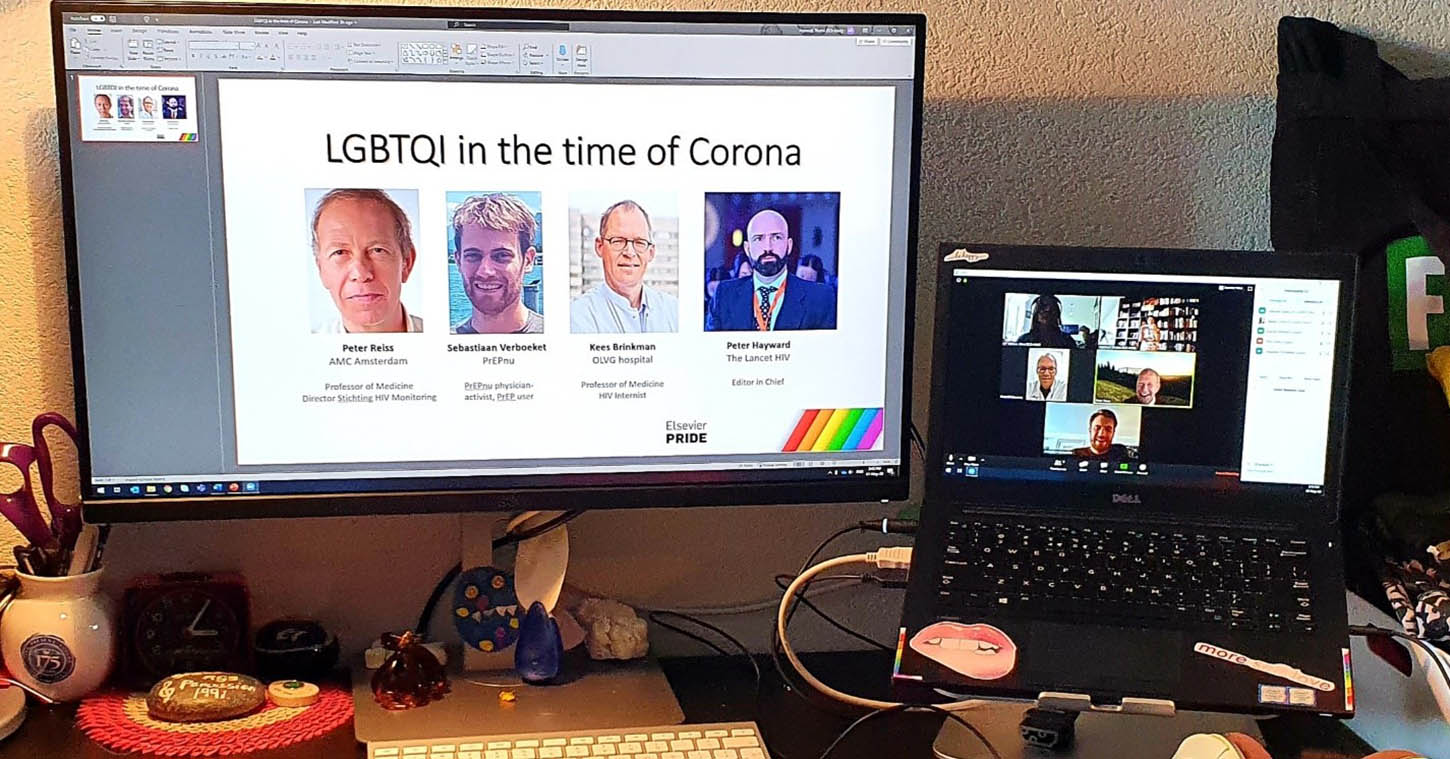 LGBT in the time of corona