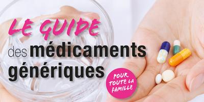Interview de Stéphane Cornec : LE GUIDE des médicaments génériques