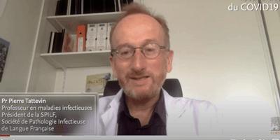 Interview du Pr Pierre Tattevin