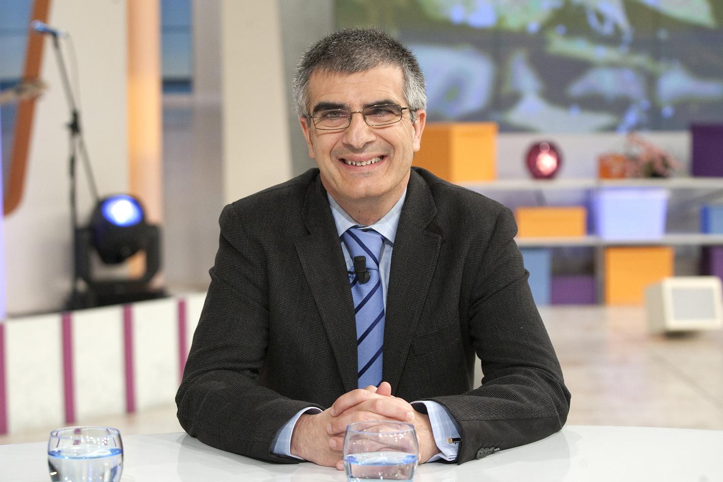Dr. Salvador Díaz Lobato: