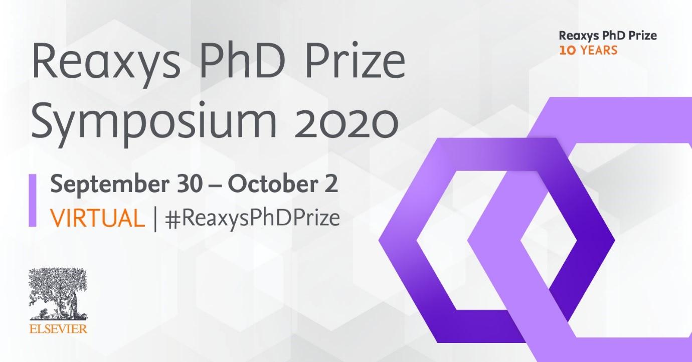 Reaxys PHD Prize registration