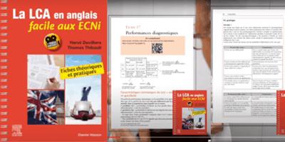 Feuilletez la LCA en anglais facile aux ECNI