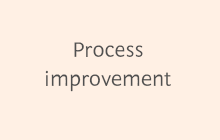 Process improvement - Reaxys for Chemicals