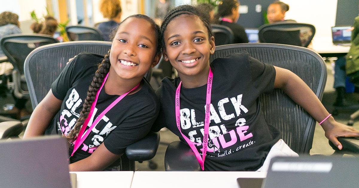 Black Girls Code main