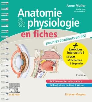 anatomie physiologie IFSI