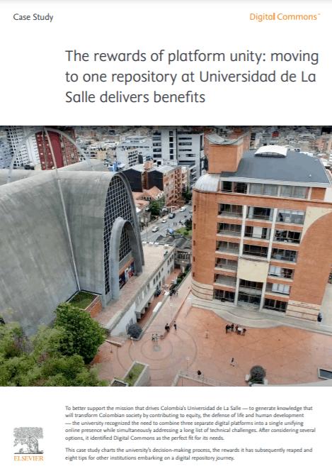 Thumbnail of case study by Universidad de La Salle | Elsevier solutions