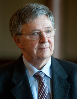 László Lovász, PhD, is president of the World Science Forum