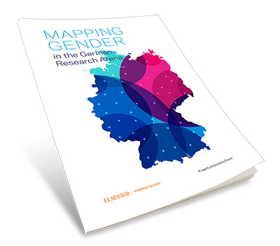 Mapping Gender in the German Research Arena