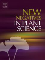New Negatives in Plant Science