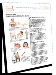 sample diabetes sheet
